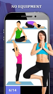 Yoga for Beginners – Daily Yoga Workout at Home Screenshot