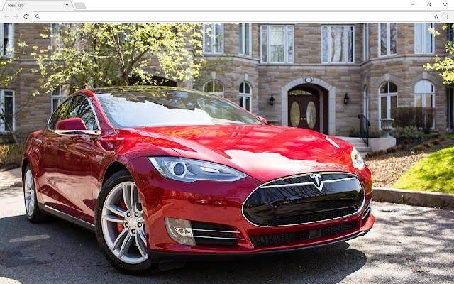 Tesla Cars Wallpapers