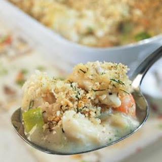 Seafood Chowder Casserole