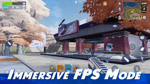 Creative Destruction android2mod screenshots 5