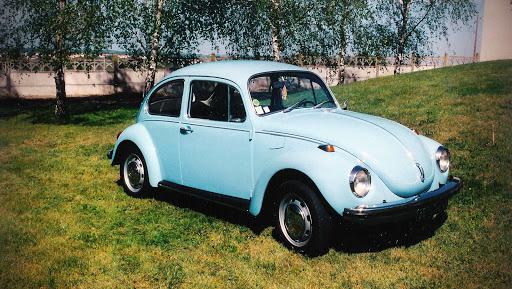 vw coccinelle 1971 véhicule ancien restauré