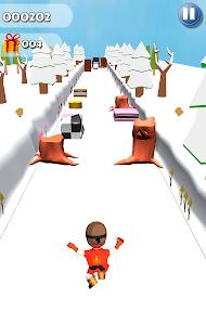 Subway Ninja Run: XMAS Gift Hunt - náhled