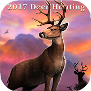 Deer Hunting 2017 : Sniper hunt game
