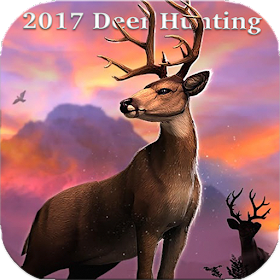 Deer Hunting 2017 : Sniper hunt game