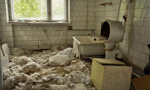 Pripyat Hospital Escape