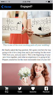 Florida Bride Magazine- screenshot thumbnail