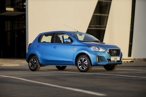 Datsun Go gets auto gearbox and traction control