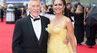 Bruce Forsyth laid to rest at Palladium
