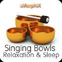 Singing Bowls Relaxation Sleep icon
