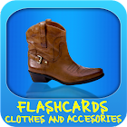 Inspees Flashcards Clothes icon