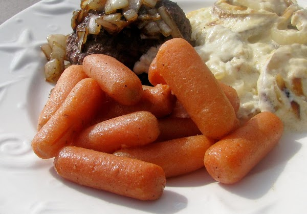 Carrots With Nutmeg & Cardamom Recipe