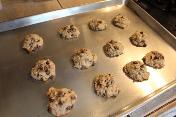 Cool on baking sheet for 5 minutes.