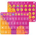 Rainbow Art Emoji Keyboard icon