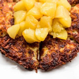 French Potato Pancakes