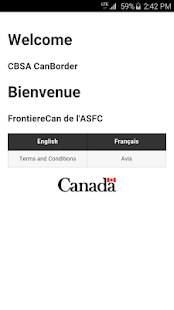 CBSA CanBorder- screenshot thumbnail