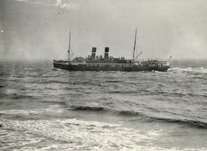 """Photo: """"Oranje-Nassau"""" (?), June 1931"""