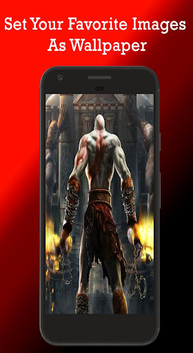 God War Wallpaper HD Kratos 4K Live 1.2 screenshots 4