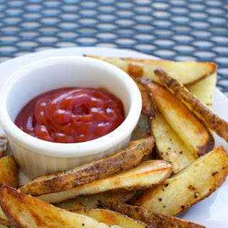The Best Oven Fries..