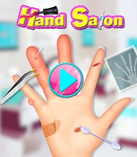 High School Beauty: Hand Salon- screenshot thumbnail