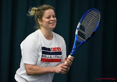 Tennisfans schatten het goed in: eervolle exit voor Kim Clijsters