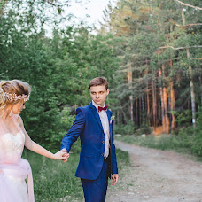 Wedding photographer Ekaterina Lezhneva (Lezneva). Photo of 24.08.2016