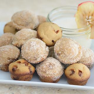 Sparkling Cider Cinnamon Chip Muffins