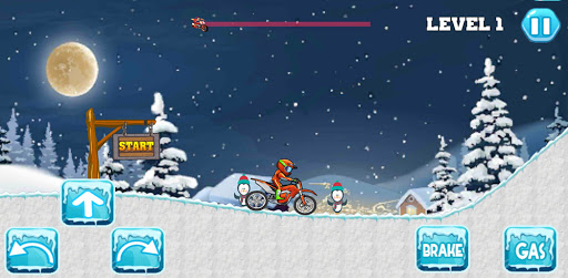 X3Moto Bike Race Game 2021 screenshot 2