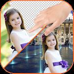 Change photo background Icon