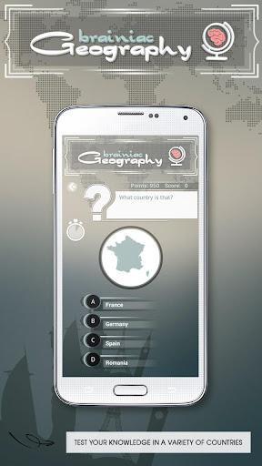 Geography Brainiac World Quiz Apk Download 3
