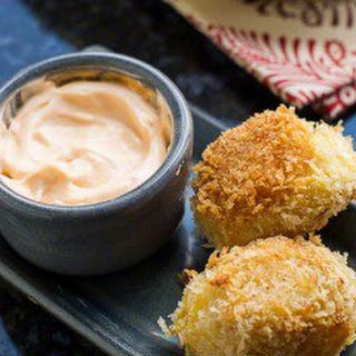 Shrimp and Potato Croquettes