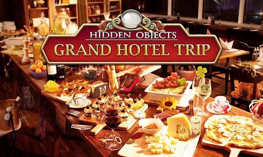 Grand Hotel Room Hidden Object