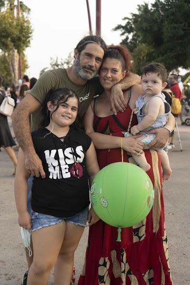 Familia Honrado González
