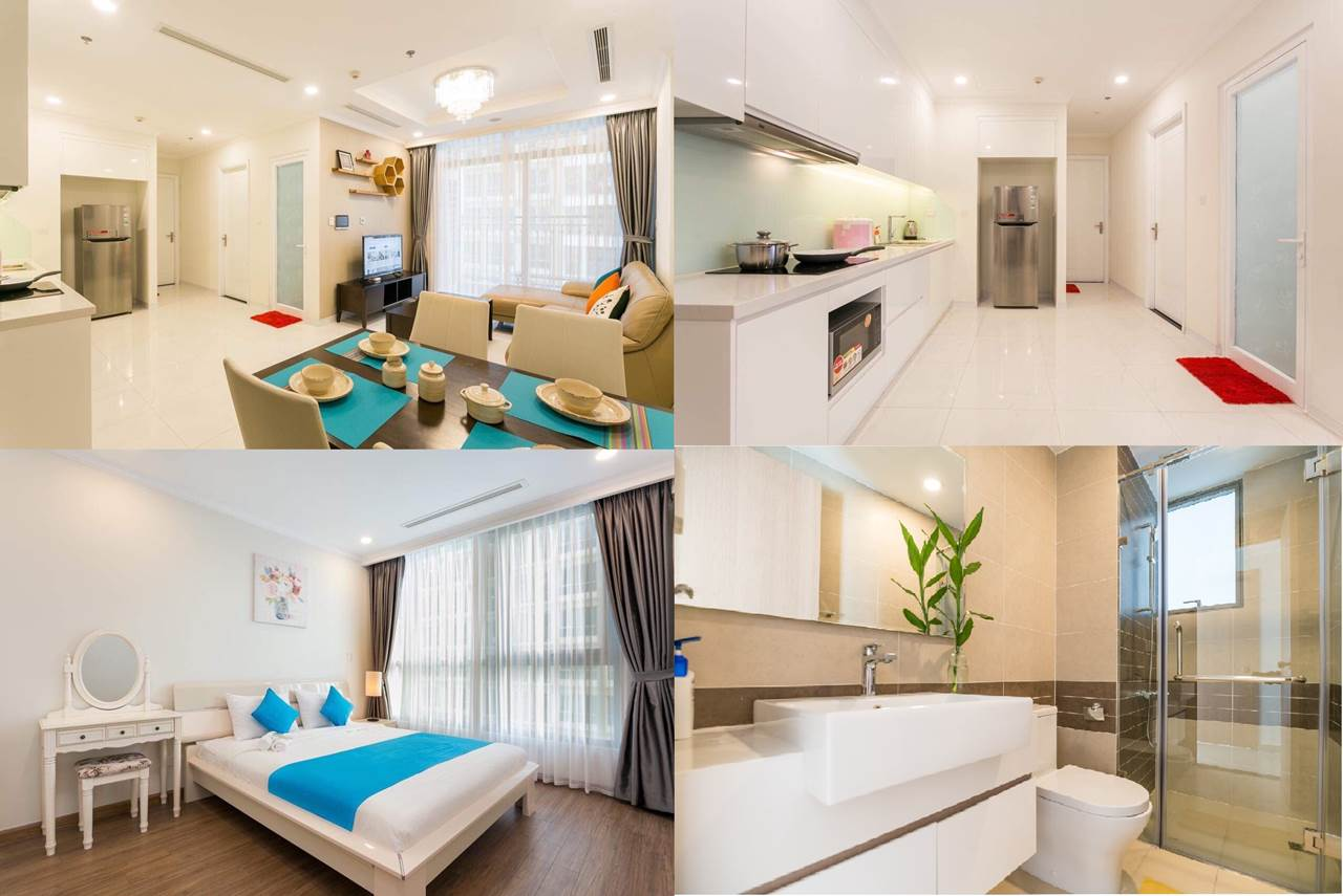 Những lưu ý khi sử dụng dịch vụ căn hộ cho thuê theo ngày