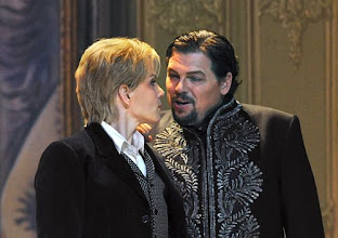 Photo: Wiener Staatsoper: LA CLEMENZA DI TITO - Inszenierung Jürgen Flimm. Premiere 17.5.2012. Elina Garanca, Michael Schade. Foto: Barbara Zeininger