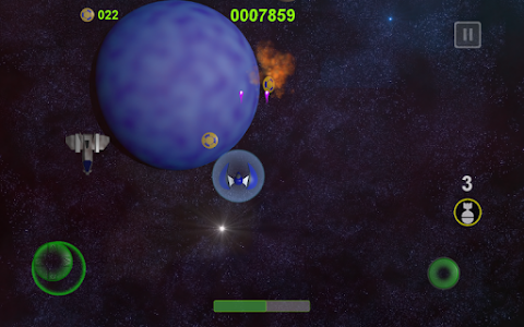 Galactiblaster: Resurrection screenshot 6
