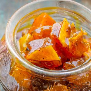 Sweet and Spicy Mango Chutney Recipe