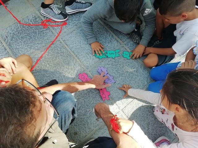El Centro de Día de Aldeas Infantiles en Los Almendros.