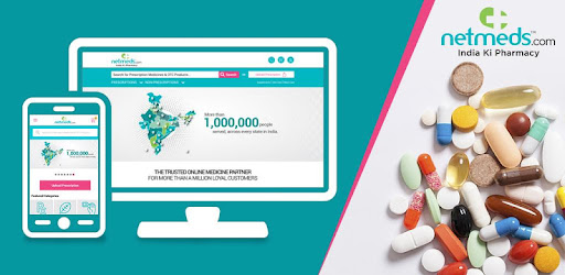 Netmeds - India Ki Pharmacy app (apk) free download for Android/PC/Windows screenshot