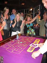 Photo: Roulette winners Diageo Johnny Walker night