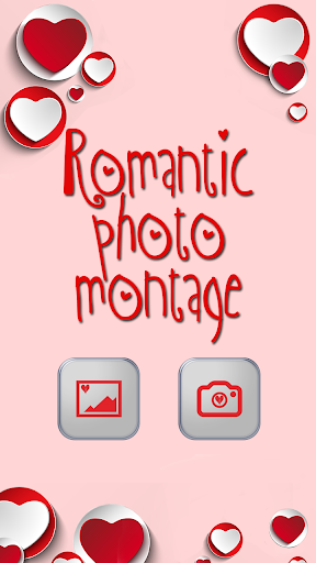 浪漫照片蒙太奇
