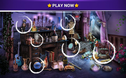Hidden Objects Haunted House u2013 Cursed Places  screenshots EasyGameCheats.pro 3