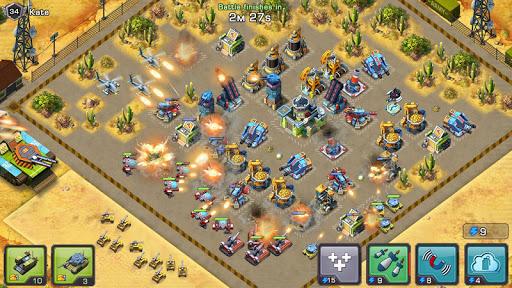 Iron Desert - Fire Storm screenshot 8