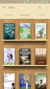 eReader Prestigio: Book Reader- screenshot thumbnail