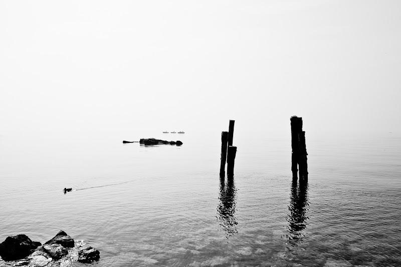 Lo spirito del lago di icomo