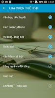 Screenshot of Mibook - Kho Ebook Đặc Sắc