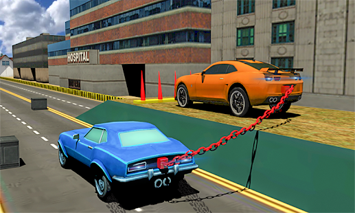 Download Chained Muscle Cars Rivals Impossible Track for Windows Phone apk screenshot 7