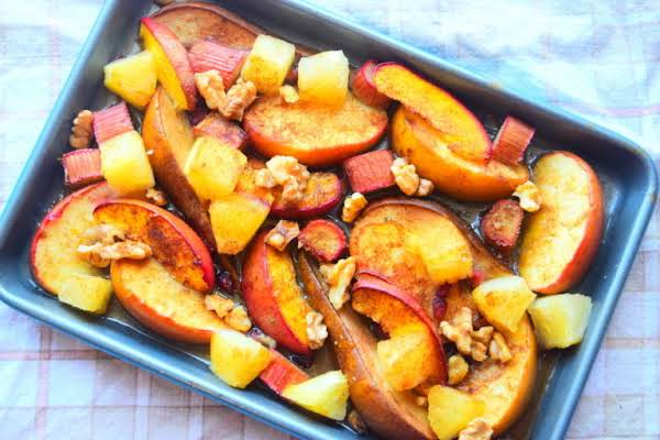 Baked Fruit Recipe