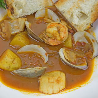 A Delicious Fisherman's Stew Originating in France