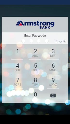 Armstrong Bank screenshot 1
