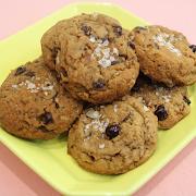 Bangin' Chocolate Chip Cookies